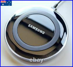 Genuine Samsung Galaxy S9 S8 S7 S6 + edge Note Wireless Qi Charger Charging Pad