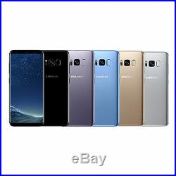 NEW Other Samsung Galaxy S8 PLUS (SM-G955U, Factory Unlocked) CDMA+GSM All Color