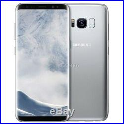 New Factory Unlocked SAMSUNG Galaxy S8 G950 Black Grey Silver Gold Android Phone