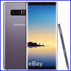 New Open Box GSM Unlocked Samsung Galaxy Note 8 N950U Gray T-Mobile AT&T Cricket