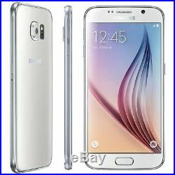 New Unlocked Samsung Galaxy S6 SM-G920F 32GB Smartphone Blue+Accessories Gift