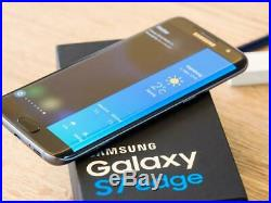 New in Sealed Box Samsung Galaxy S7 EDGE G9350 DUOS GLOBAL Unlocked Smartphone