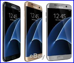 SAMSUNG GALAXY S7 SM-G930A 32GB BLACK SMARTPHONE for AT&T and Cricket ONLY