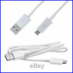Samsung Adaptive Fast Charger & Cable Galaxy S6 S6 Edge Plus S7 Note 4 5