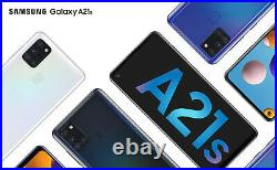 Samsung Galaxy A21s 128GB Factory Unlocked Sealed Android Smart Phone UK Seller