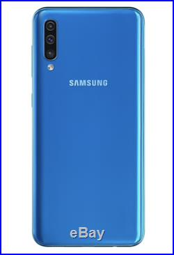 Samsung Galaxy A50 64GB &128GB 6.4 DualSIM 4G LTE Smartphone Android 3 Colours