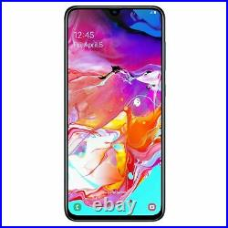 Samsung Galaxy A70 (A705U) GSM Unlocked AT&T T-Mobile Cricket Metro Smartphone