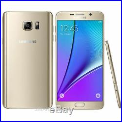Samsung Galaxy Note 5 N920T 32GB Smartphone Unlocked Condition AAA Pristine