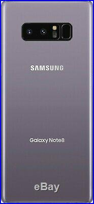 Samsung Galaxy Note 8 N950U T-Mobile Sprint AT&T Straight Talk Verizon Unlocked