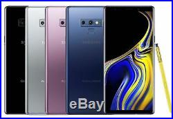 Samsung Galaxy Note 9 SM-N960U 128GB All Colors Unlocked Android Smartphone
