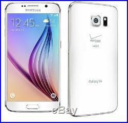 Samsung Galaxy S6 S-6 SM-G920V(Straight Talk)r Smartphone Cell Phone Page Plus