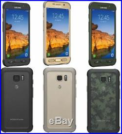 Samsung Galaxy S7 Active G891a (latest) 32gb At&t + Gsm Unlocked New Other