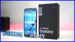 Samsung Galaxy S7 Black 32GB G930ANEW OTHER, FULL SAMSUNG BOX & ACCESSORIES