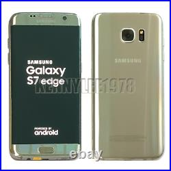 Samsung Galaxy S7 EDGE SM-G935F 32GB Unlocked Mobile Smartphone Colors Excellent