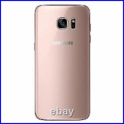 Samsung Galaxy S7 Edge Factory Unlocked GSM AT&T T-Mobile 32GB Excellent