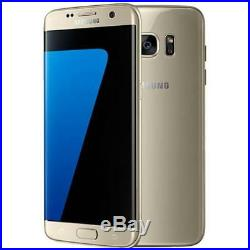 Samsung Galaxy S7 Edge G935U Gold (Factory GSM Unlocked AT&T / T-Mobile)