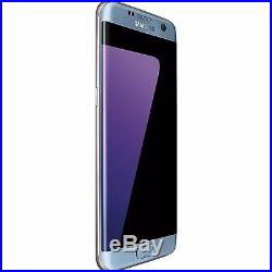 Samsung Galaxy S7 Edge G935 Blue Factory Unlocked AT&T / T-Mobile