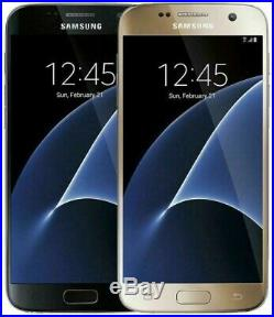 Samsung Galaxy S7 Unlocked / AT&T / T-Mobile / Global 32GB Android