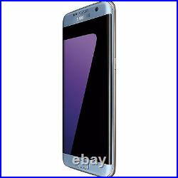 Samsung Galaxy S7 edge 32GB Blue Coral (Factory Unlocked AT&T / T-Mobile)