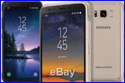 Samsung Galaxy S8 Active 64GB Factory Unlocked AT&T / T-Mobile / Global