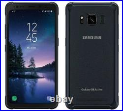 Samsung Galaxy S8 Active G892A Gold Gray Factory GSM Unlocked AT&T / T-Mobile