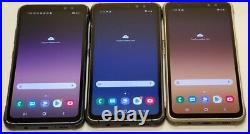 Samsung Galaxy S8 Active G892A Unlocked AT&T T-MOBILE 64GB USED