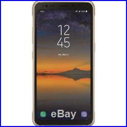 Samsung Galaxy S8 Active G892 Gold Factory Unlocked AT&T / T-Mobile