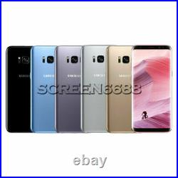 Samsung Galaxy S8 G950 64GB GSM Unlocked Android Smartphone AT&T T-Mobile Sprint