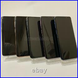 Samsung Galaxy S9 G960 / S9+ Plus G965 64GB Factory Unlocked Android Smartphone
